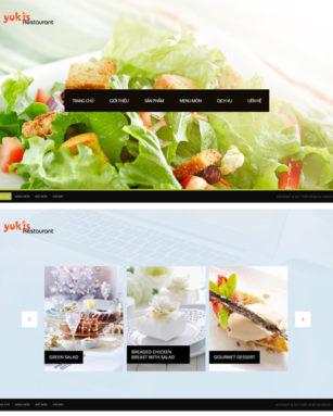 website-nha-hang-dep
