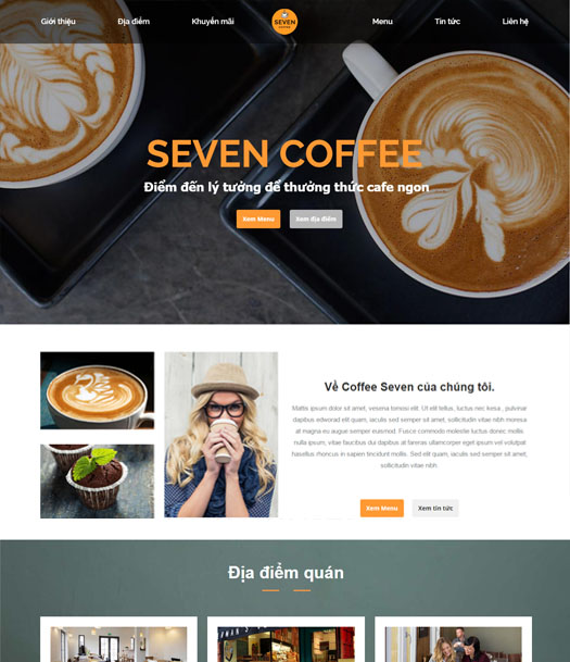Thiết kế web shop thời trang